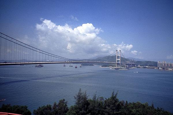 Tsing Ma Brücke