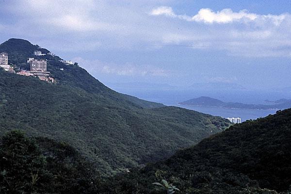 Blick vom Victoria Peak