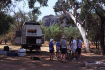 Campingtour durch die Kimberley.